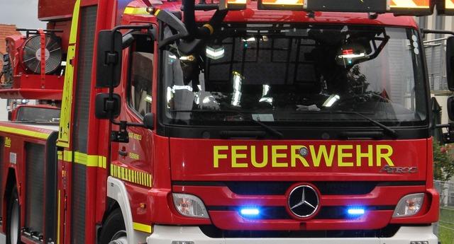 New fire truck partial view fire, transportation traffic.