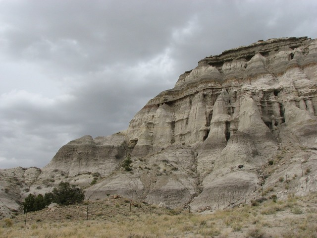 New mexico canyon mountains.