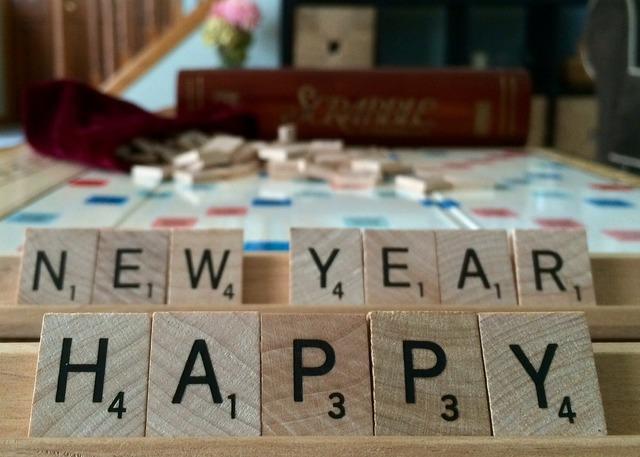 New year celebration 2015.