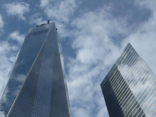 New york city skyscraper nyc, architecture buildings.