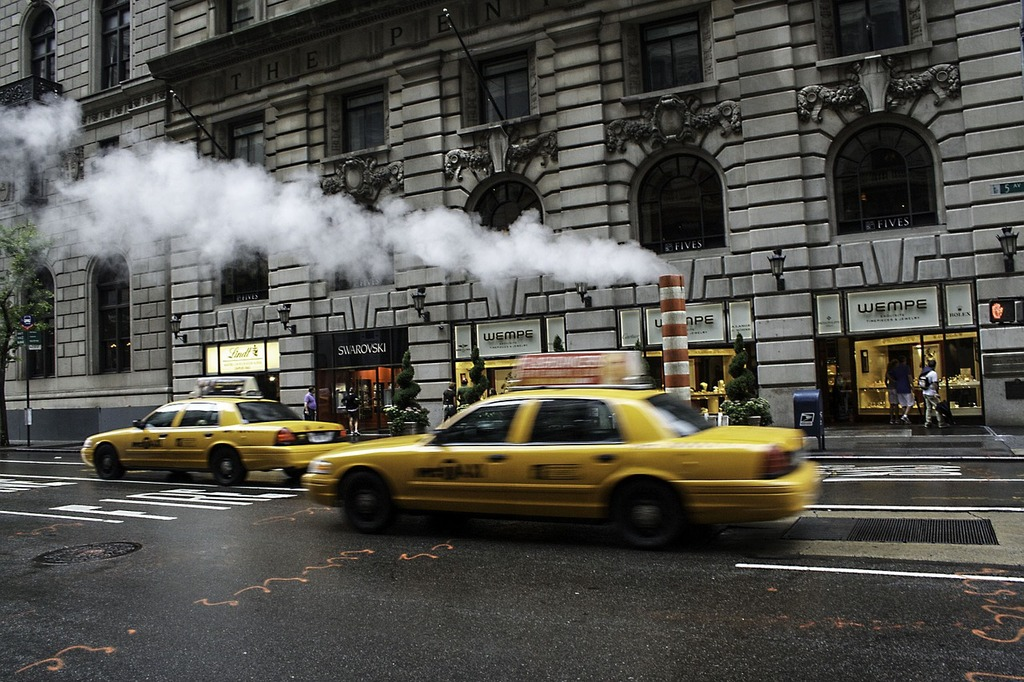 New york manhattan lexington avenue.