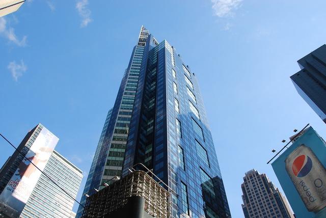 New york skyscraper america, architecture buildings.
