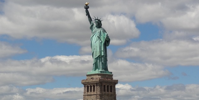 New york statue of liberty liberty.