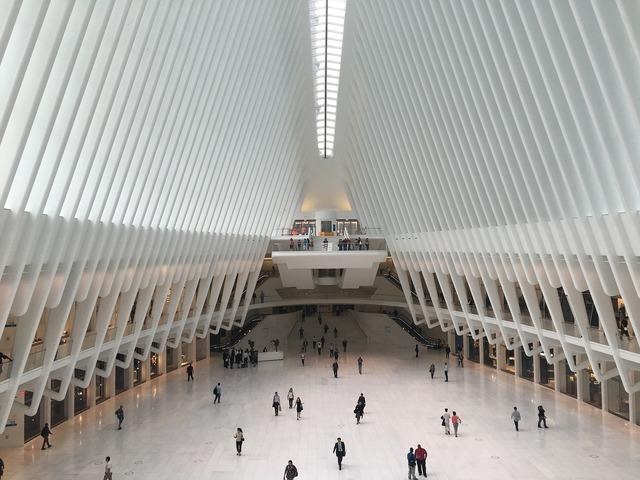 New york usa world trade center, architecture buildings.