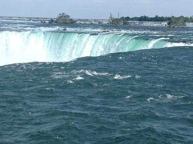 Niagra falls water fall water, travel vacation.