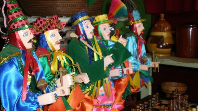 Nicaragua crafts artisan.