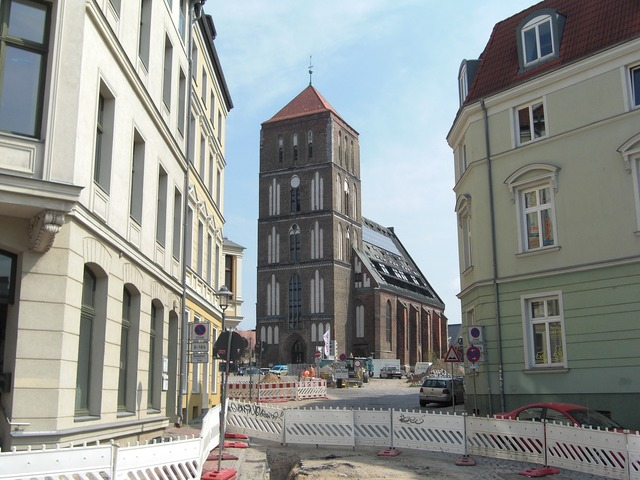 Nikolai church rostock hanseatic league, architecture buildings.
