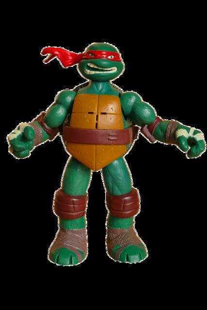 Ninja turtle cartoon.