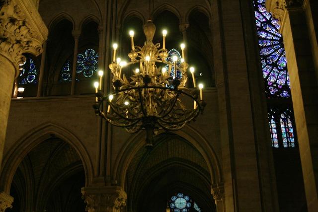 Notre Dame cathedral Paris, architecture buildings.