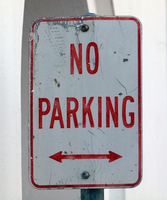 No parking parking sign, transportation traffic.