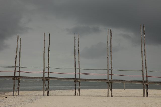 North sea sea beach, travel vacation.