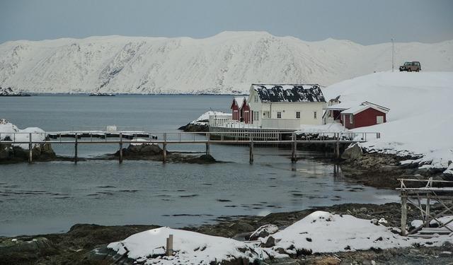 Norway lapland northern cape.