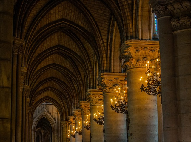 Notre dame cathedral france, religion.