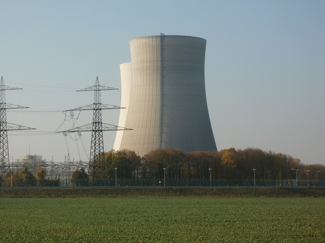 Nuclear power plant philippsburg energy, industry craft.