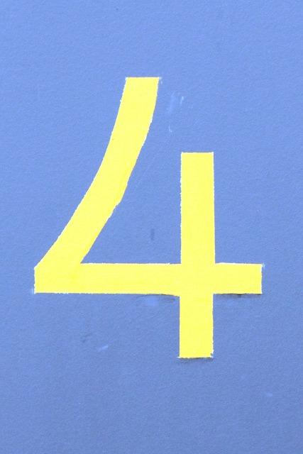 Number digit house number.