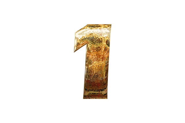 Number one 1.