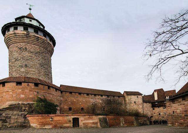 Nuremberg castle imperial castle.