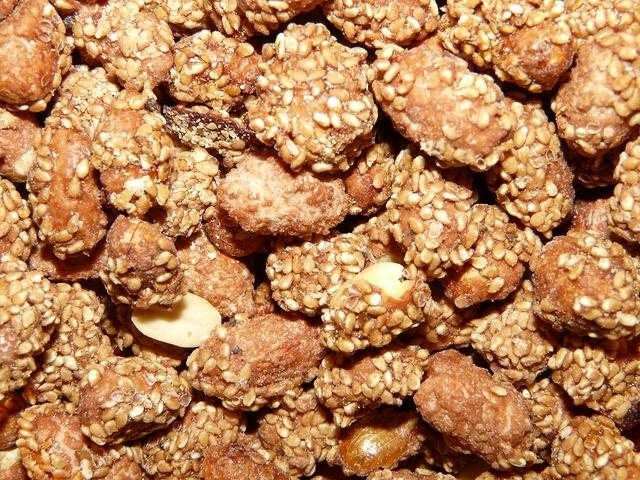 Nuts peanuts knabberzeug.