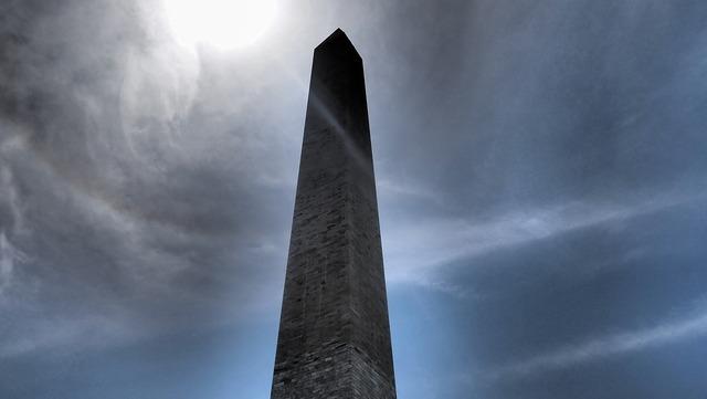 Obelisk washington dc monument, architecture buildings.