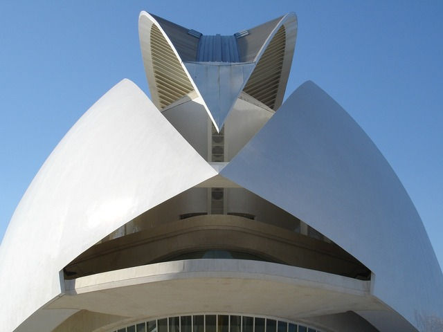 Oceanografic valencia architecture, architecture buildings.
