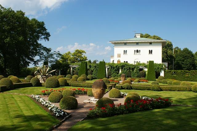 Oland summer castle.