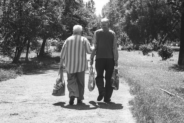 Old age pensioners elder, emotions.