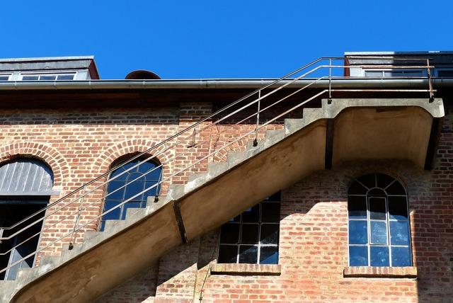 Old brickyard brick factory, industry craft.