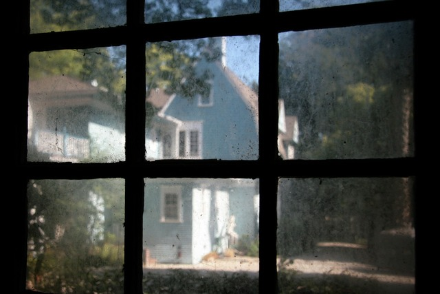 Old house window building, architecture buildings.