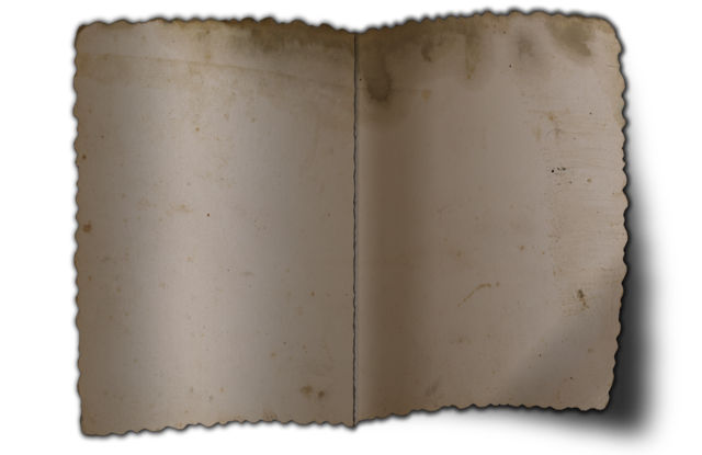 Old paper brown png, backgrounds textures.