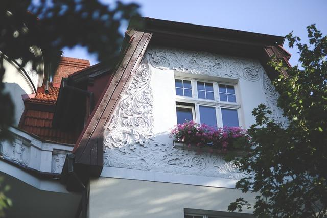 Old vintage building, architecture buildings.