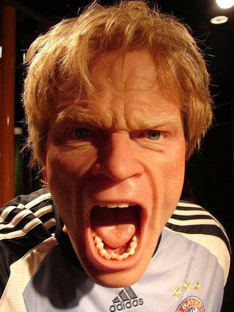 Oliver kahn man human, people.
