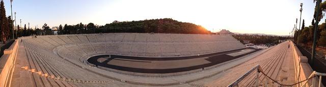 Olympic stadium athens, architecture buildings.
