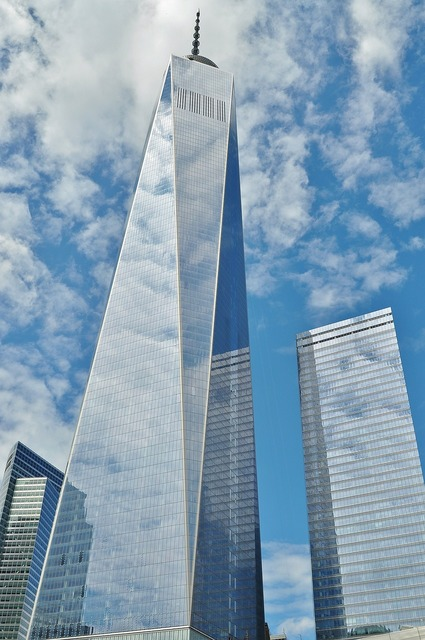 One world trade center manhattan owtc, architecture buildings.