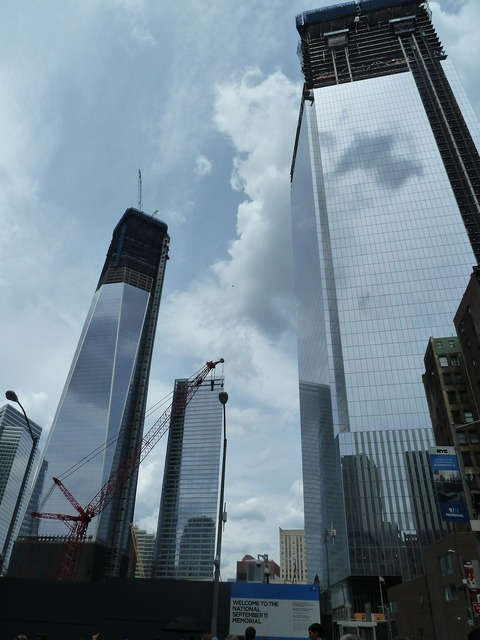 One world trade center manhattan towers, places monuments.