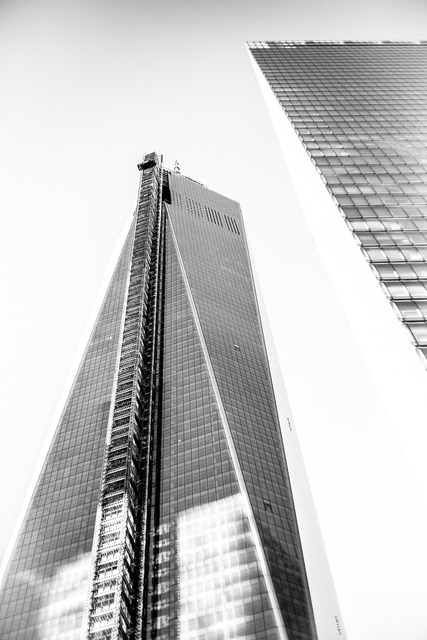 One world trade center new york skyscraper, architecture buildings.
