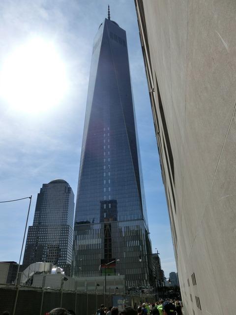 One world trade center usa new york.