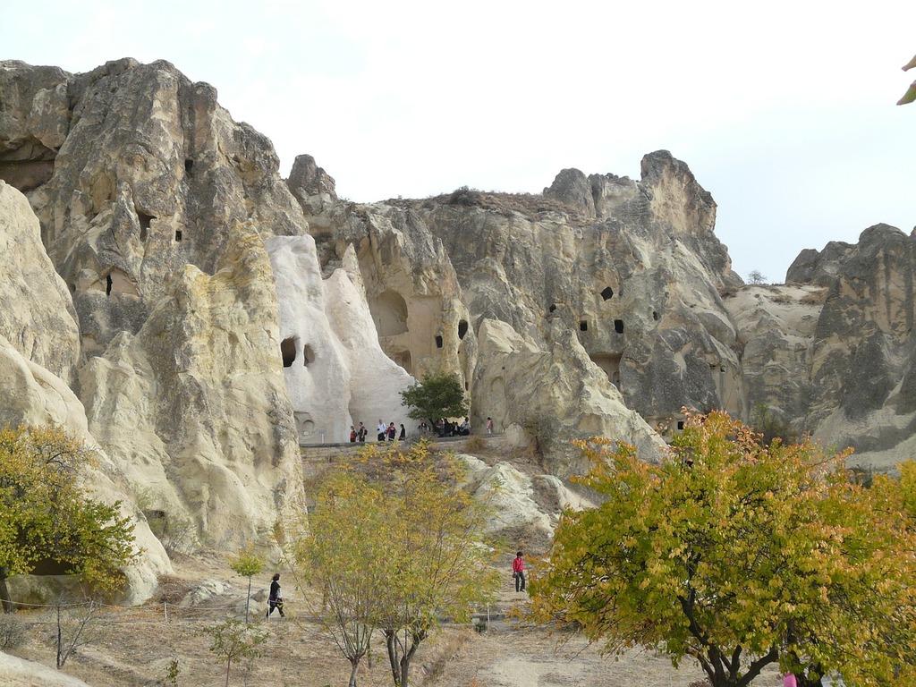 Open air museum göreme tourist centre, religion.