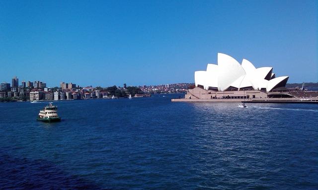 Opera house landmark, architecture buildings.