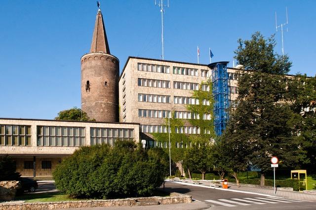 Opole building tower, architecture buildings.
