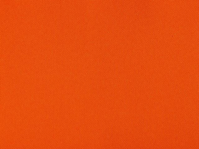 Orange color fabric.