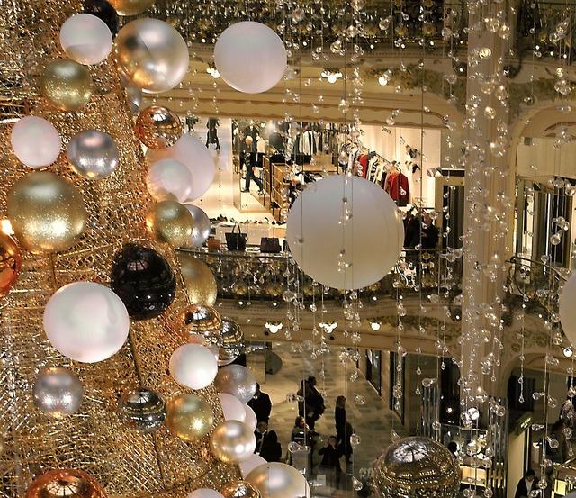Ornaments decoration christmas baubles.