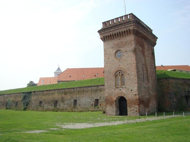 Osijek croatia fortress.