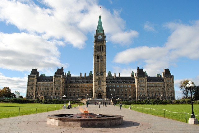 Ottawa parliament canada.