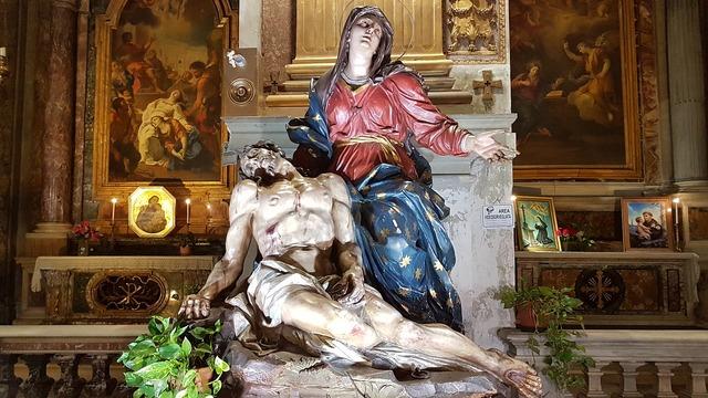 Our lady catholic reli, religion.