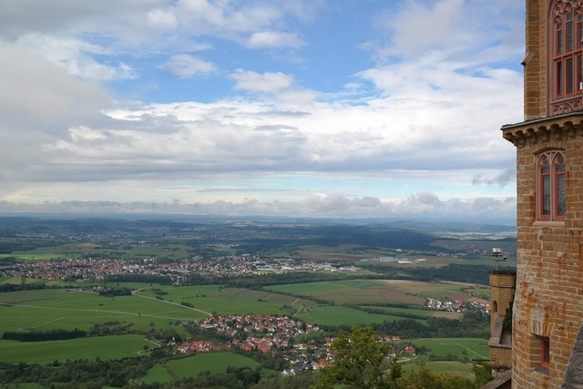 Outlook good view hohenzollern.