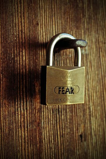 Padlock security lock security, emotions.