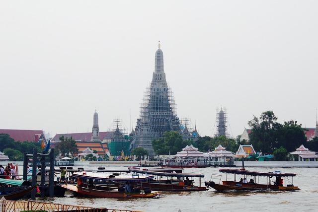 Pagoda thailand buddhism, religion.