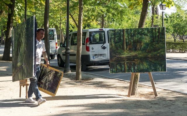 Painter box park.