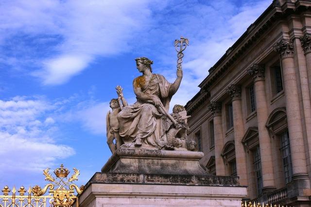 Palace of versailles versailles sculpture.