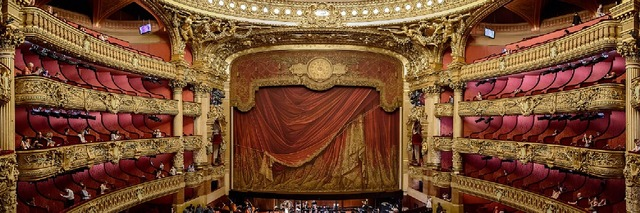 Palais garnier opera house paris, architecture buildings.